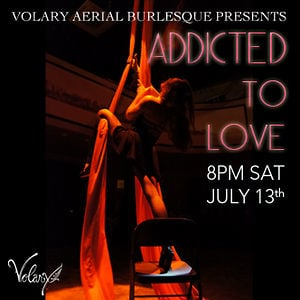Profile picture for Volary Aerial Burlesque