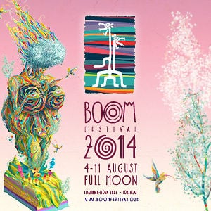 Profile picture for Boom Festival Official