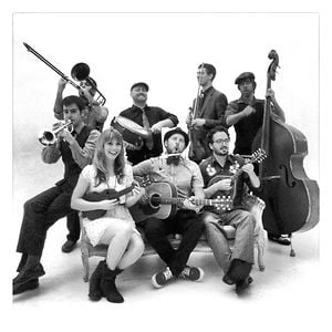 Profile picture for The Dustbowl Revival