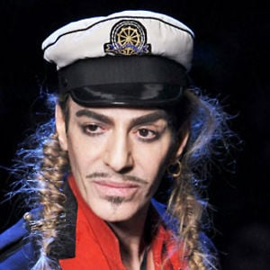 Profile picture for John Galliano
