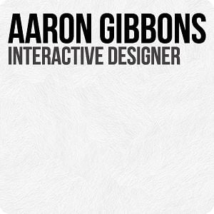 Profile picture for Aaron Gibbons
