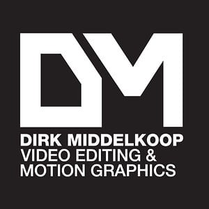 Profile picture for Dirk Middelkoop