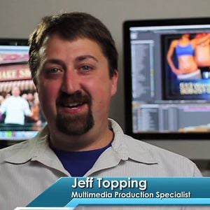 Profile picture for Jeff Topping