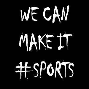 Profile picture for we can make it sports