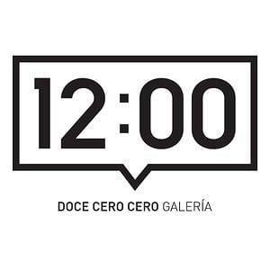 Profile picture for Galería 12:00 (Doce cero cero)