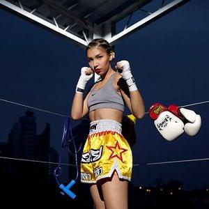 Profile picture for Muay Thai Mimiko