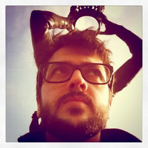 Profile picture for Nicholas Larimer