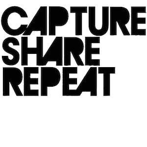 Profile picture for Capture.Share.Repeat.