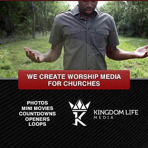 Profile picture for Kingdom Life Media