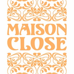 Profile picture for Maison Close