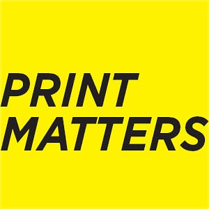 Profile picture for Print Matters