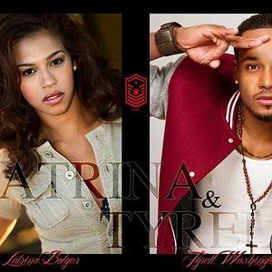 """Profile picture for """"iMADOME"""" Latrina & Tyrell"""
