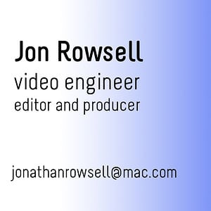 Profile picture for Jon Rowsell