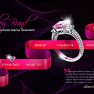 Profile picture for Websites For Jewelry
