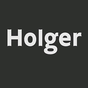 Profile picture for Holger