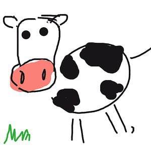 Profile picture for little cow drawling productions
