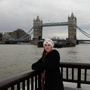 Profile picture for Sabrina Gebl