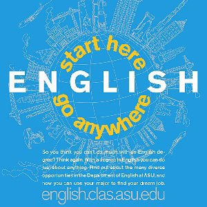 Profile picture for ASU English
