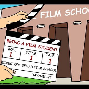 Profile picture for The Film School @ SFUAD