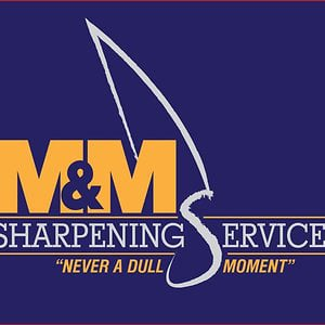 Profile picture for M & M Sharpening Services