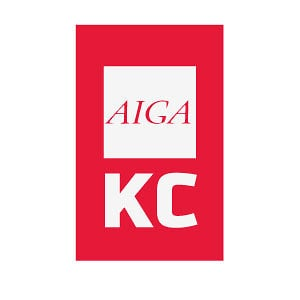 Profile picture for AIGA Kansas City