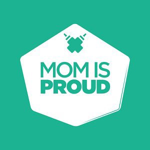 Profile picture for Mom is Proud