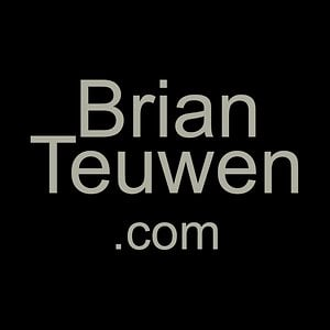Profile picture for Brian Teuwen - brianteuwen.com