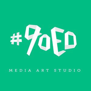 Profile picture for #90ED Media Art Studio