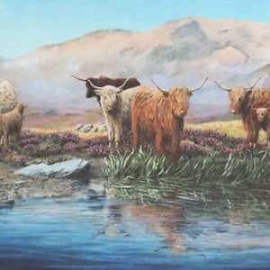 Profile picture for Scottish Art