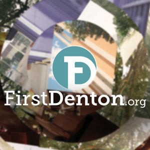 Profile picture for First Denton