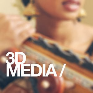Profile picture for 3D Media