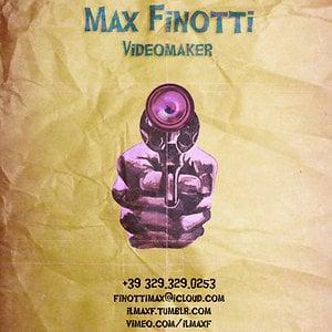 Profile picture for Max Finotti