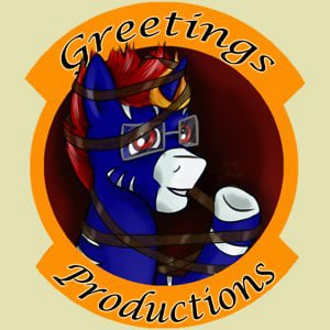 Profile picture for greetings