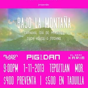 Profile picture for Bajo La Montaña