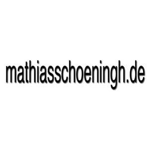 Profile picture for mathias schöningh