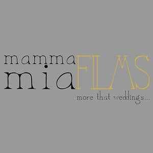 Profile picture for MammaMiaFilms more than weddings