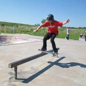Profile picture for Brandon Little Skater Doucet