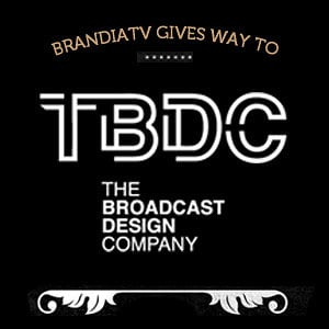 Profile picture for BrandiaTV gives way to TBDC