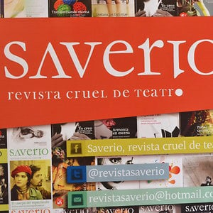 Profile picture for SAVERIO Revista cruel de teatro