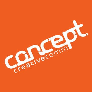 Profile picture for Concept Creative Communications