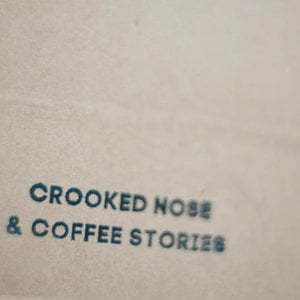 Profile picture for Crooked Nose & Coffee Stories