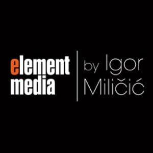 Profile picture for Igor Milicic ELEMENT media