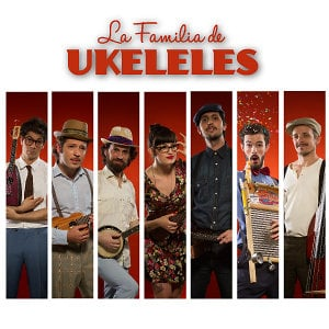 Profile picture for La Familia de Ukeleles