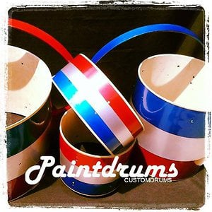 Profile picture for Paintdrums Luthier Custom Drums