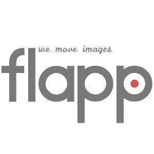 Profile picture for flapp // we move images