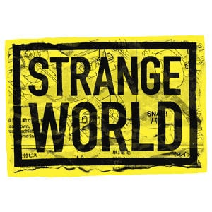 Profile picture for STRANGE WORLD