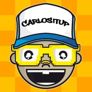 Profile picture for Carlos Evaristo García
