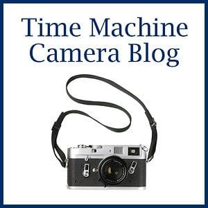 Profile picture for Time Machine Camera Blog