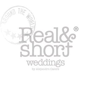 Profile picture for REAL&SHORT® Weddings