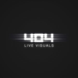 Profile picture for 404 Live Visuals